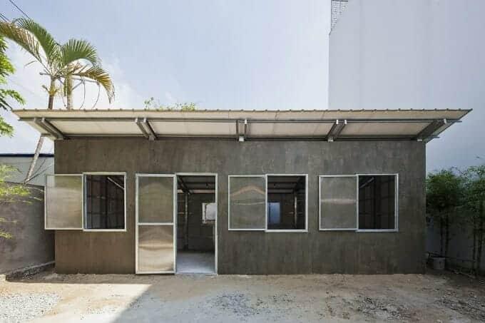 S house mặt tiền