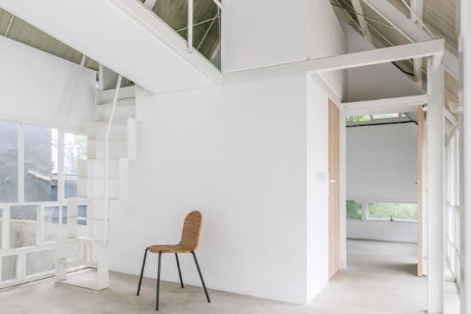 nhà khung thép