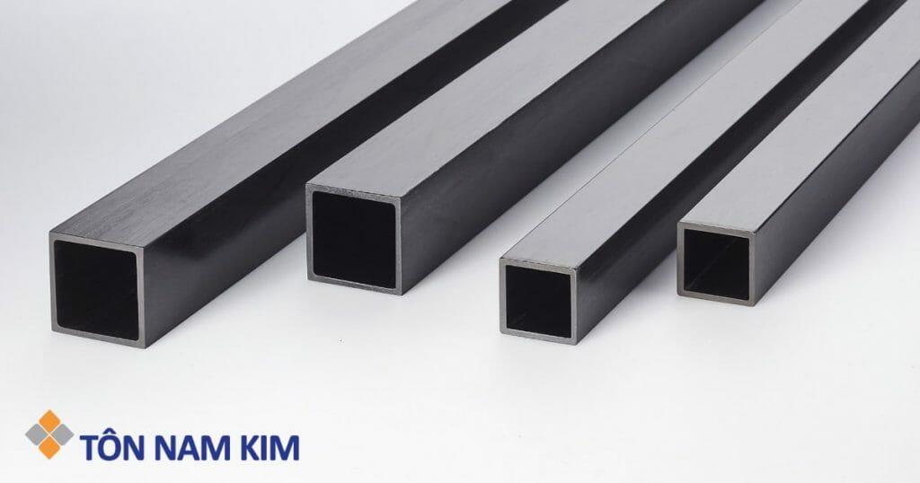 Thép hộp vuông: quy cách và báo giá mới nhất từ Tôn Nam Kim