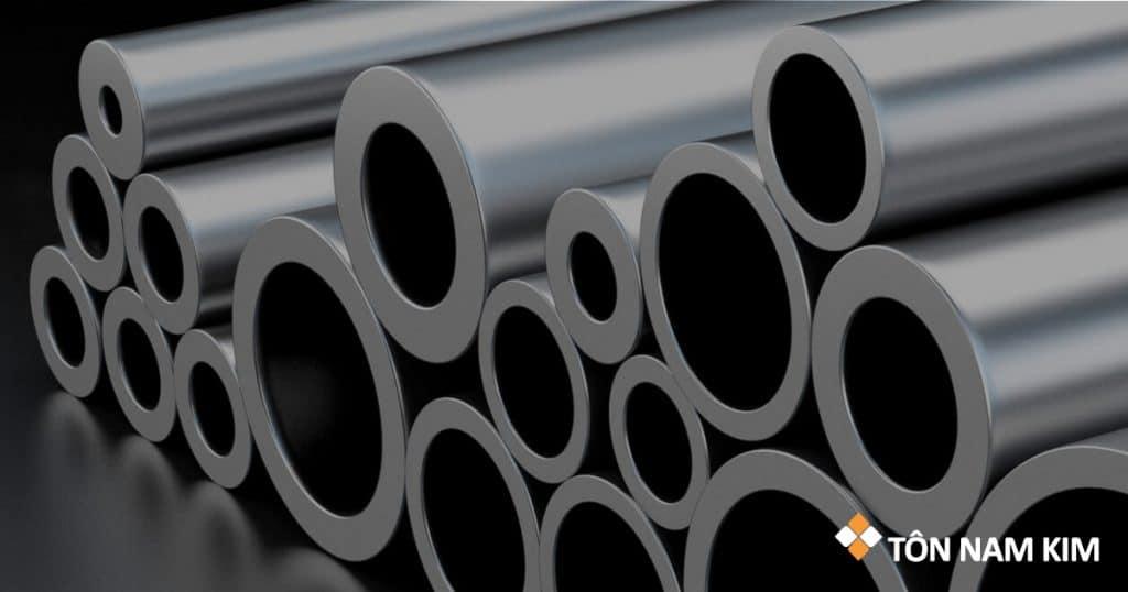 Bảng tiêu chuẩn ống thép đúc cập nhật 2021