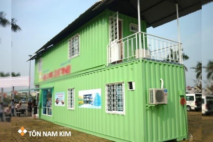 Nhà container thành phố hồ chí minh