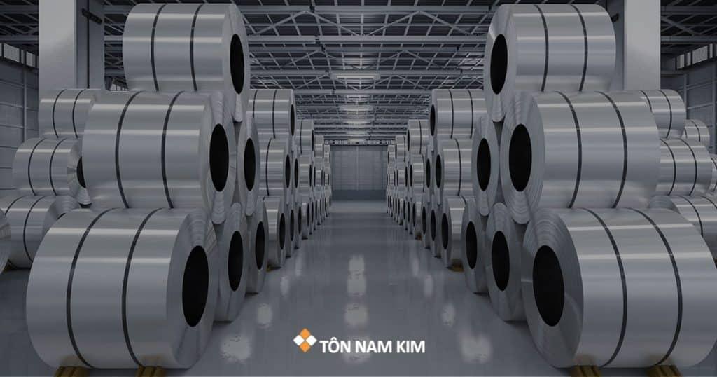 Thép mạ kẽm: Đặc tính, ưu điểm và báo giá mới nhất từ Tôn Nam Kim